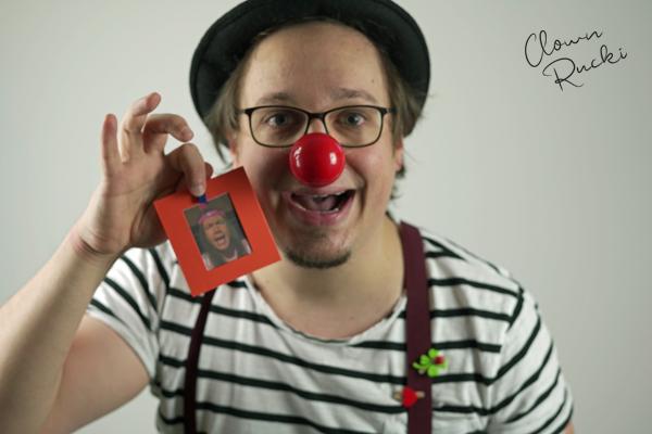 Clown Klinikclown Rucki Fotoalbum 01