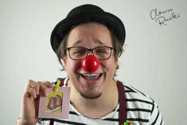 Clown Klinikclown Rucki Fotoalbum 02