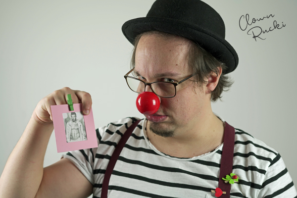 Clown Klinikclown Rucki Fotoalbum 03