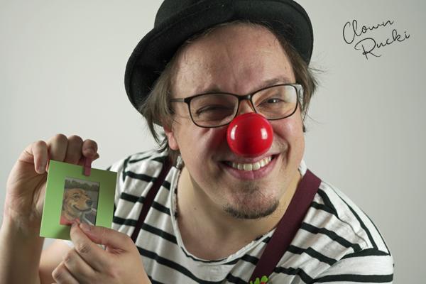 Clown Klinikclown Rucki Fotoalbum 04
