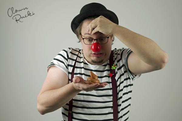 Clown Klinikclown Rucki Hundehaufen