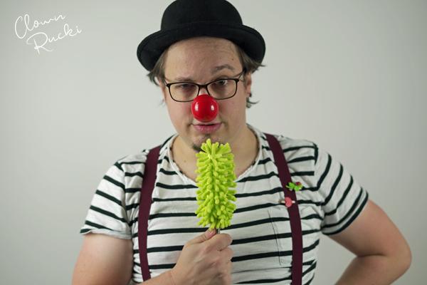 Clown Klinikclown Rucki Moderation 01